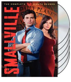 Smallville:Complete Eighth Season - (Region 1 Import DVD)