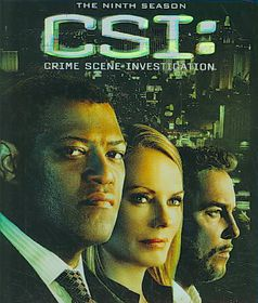 Csi:Crime Scene Investigation:Ninth S - (Region A Import Blu-ray Disc)
