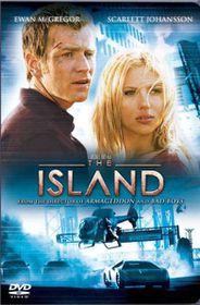 The Island (2005)(DVD)
