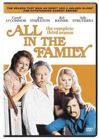 All in the Family:Complete 3rd Season - (Region 1 Import DVD)