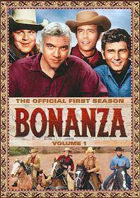 Bonanza:Official First Season V 1 & 2 - (Region 1 Import DVD)