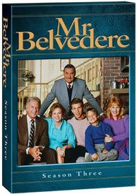 Mr. Belvedere:Season Three - (Region 1 Import DVD)