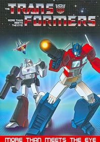 Transformers:More Than Meets They Eye - (Region 1 Import DVD)