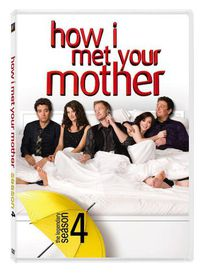 How I Met Your Mother Season 4 - (Region 1 Import DVD)