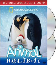 Animal Holiday:Special Edition - (Region 1 Import DVD)