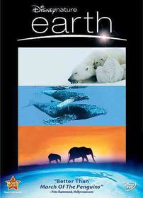 Disneynature:Earth - (Region 1 Import DVD)