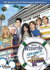 Wizards on Deck with Hannah Montana - (Region 1 Import DVD)