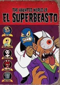 El Superbeasto - (Region 1 Import DVD)