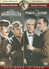 Sherlock Holmes Double Feature:Hound - (Region 1 Import DVD)