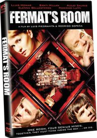 Fermat's Room - (Region 1 Import DVD)