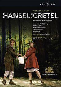 Humperdinck / Davis / Damrau / Connell / Allen - Hansel & Gretel (DVD)