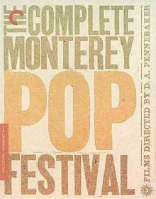 Complete Monterey Pop Festival - (Australian Import Blu-ray Disc)