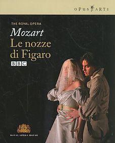 Mozart: Le Nozze Di Figaro - Le Nozze Di Figaro (Blu-Ray)