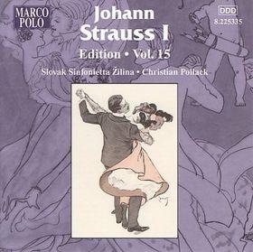 Strauss J: Edition Vol 15 - Edition - Vol.15 (CD)