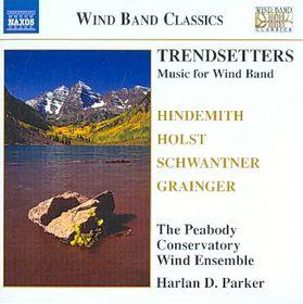 Trendsetters - Trendsetters (CD)