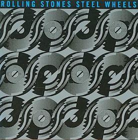 Rolling Stones - Steel Wheels (2009 Remastered) (CD)