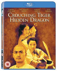 Crouching Tiger, Hidden Dragon - (Import Blu-ray Disc)