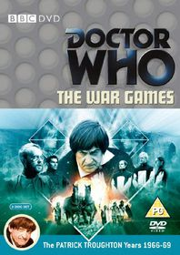 Doctor Who: War Games - (Import DVD)