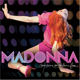 Madonna - Confession On A Dancefloor (CD)