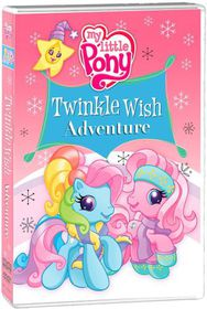 My Little Pony:Twinkle Wish Adventure - (Region 1 Import DVD)