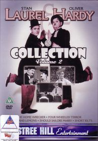 Laurel & Hardy - Collection Volume 2 - (DVD)