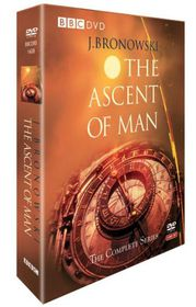 The Ascent Of Man (4 Disc Boxset) - (DVD)