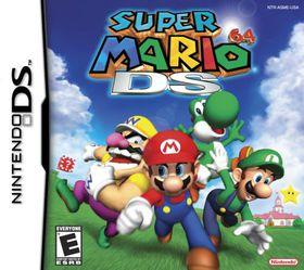 Super Mario 64 - (NDS)
