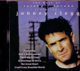 Juluka - Best Of Juluka / Savuka Ft Johnny Clegg (CD)