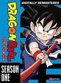Dragon Ball Season 1 - (Region 1 Import DVD)