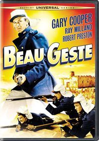 Beau Geste - (Region 1 Import DVD)