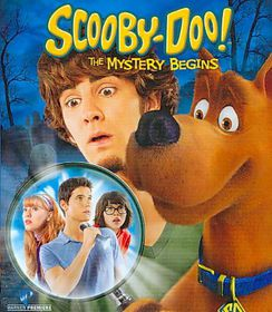 Scooby Doo the Mystery Begins - (Region A Import Blu-ray Disc)