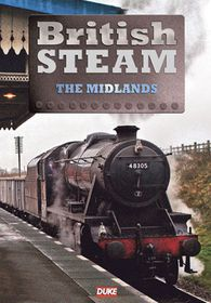 British Steam in the Midlands - (Import DVD)