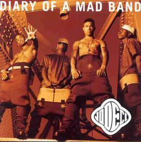 Jodeci - Diary Of A Mad Band (CD)