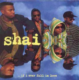 Shai - If I Ever Fall In Love (CD)