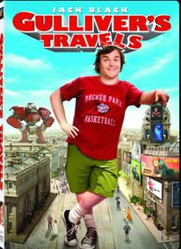 Gulliver's Travels (2010)(DVD)