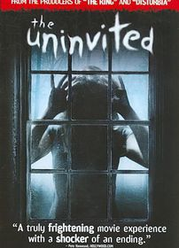 Uninvited - (Region 1 Import DVD)