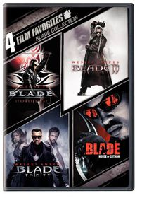 4 Film Favorites:Blade Collection - (Region 1 Import DVD)