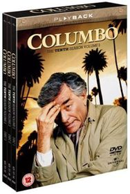 Columbo: Series 10 - Volume 2 - (Import DVD)