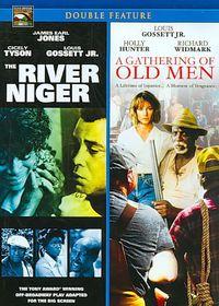 River Niger/Gathering of Old Men - (Region 1 Import DVD)