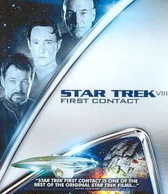 Star Trek Viii:First Contact - (Region A Import Blu-ray Disc)