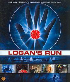 Logan's Run - (Region A Import Blu-ray Disc)
