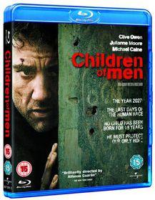Children of Men - (Import Blu-ray Disc)