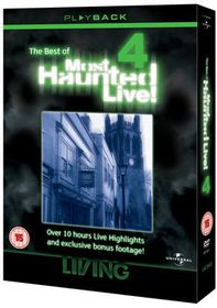 Most Haunted: Live 4 - (Import DVD)