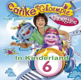 Children - Carike en Ghoempie in Kinderland - Vol.6 (CD)