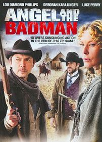 Angel and the Badman - (Region 1 Import DVD)