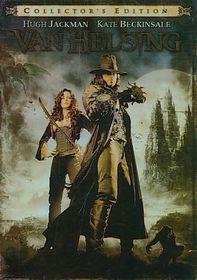 Van Helsing (Collector's Edition) - (Region 1 Import DVD)