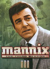 Mannix:Third Season - (Region 1 Import DVD)