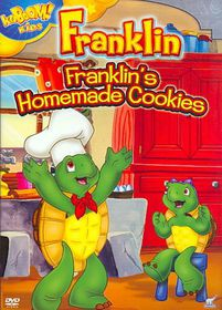 Franklin's Homemade Cookies - (Region 1 Import DVD)