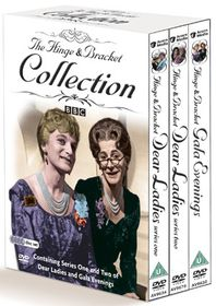 Hinge and Bracket: Collection (Box Set) - (Import DVD)