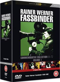 The Fassbinder Collection: Commemorative Edition (1969-1972) (Box Set) - (Import DVD)